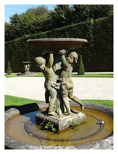 Danseurs et Danseuse, Bronze 1668/1670 et 1684/1688 Louis Lerambert et Pierre Langlois, Henri et Nicolas Meusnier et Pierre Varin