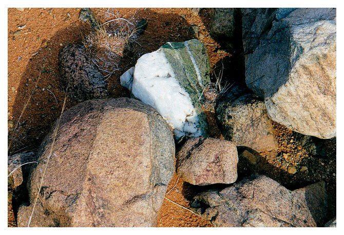 de belles roches