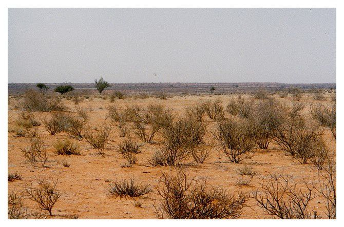 Namibie : Mariental, septembre 1998