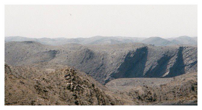 Namibie : Swakopmund, septembre 1998