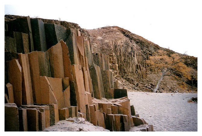 Namibie : Damaraland, septembre 1998