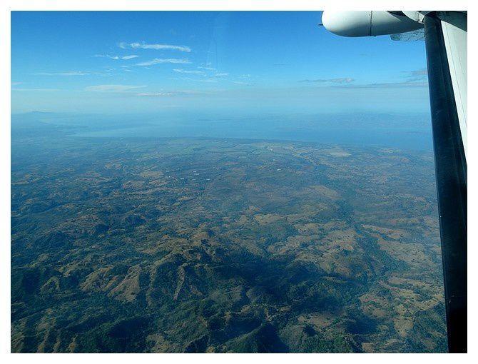 au fond, le Golfe de Nicoya