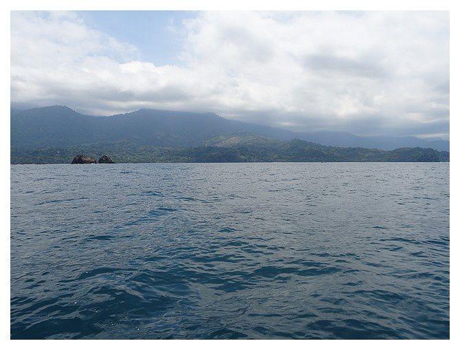 Costa-Rica : jour 11 : Uvita, sortie bateau