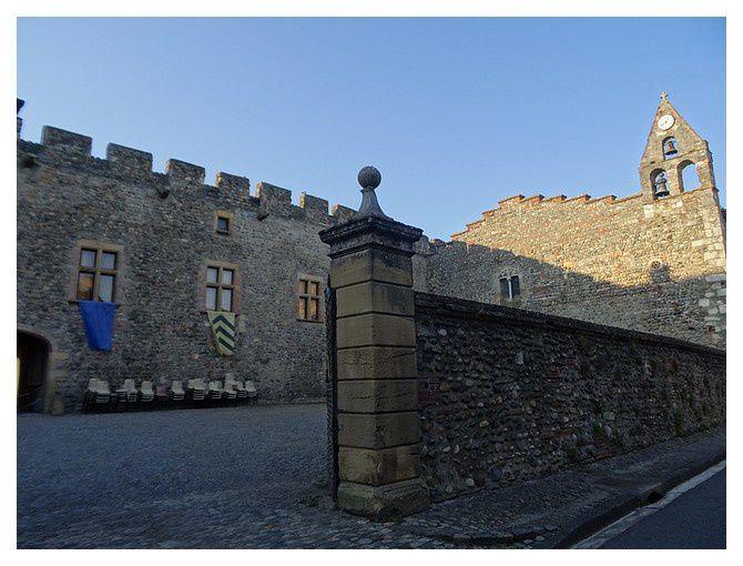 château et chapelle castrale