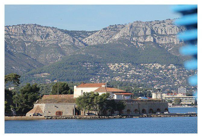 fort de l'Éguillette 1674  1685