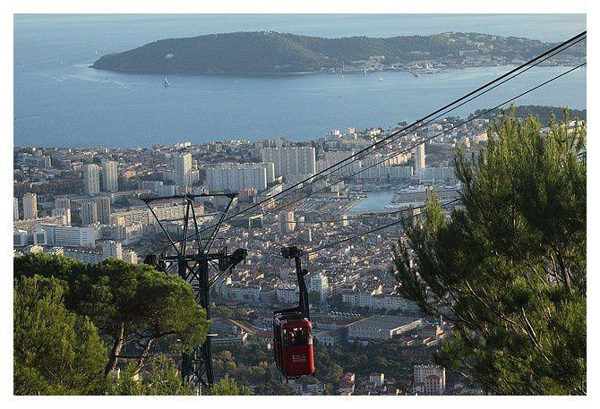 octobre 2015 : Toulon : la rade