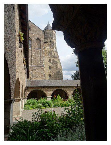 Cologne : Église Sainte-Marie-du-Capitole