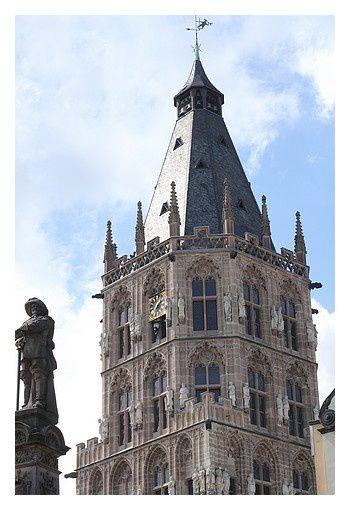Cologne : Hôtel de Ville