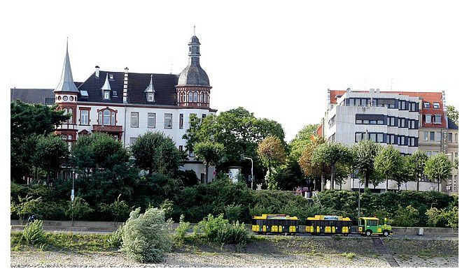 Cologne : croisière sur le Rhin