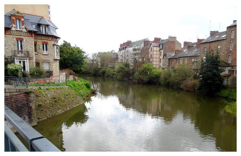 Rennes (35) : avril 2016