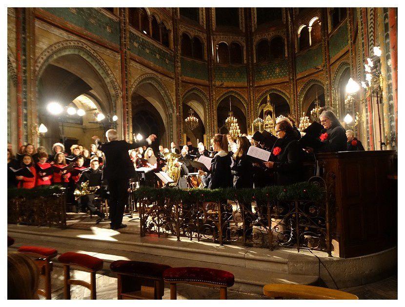 """Concert de Noël; """"NOËL A L'ANGLAISE"""" ; 10 décembre 2016"""