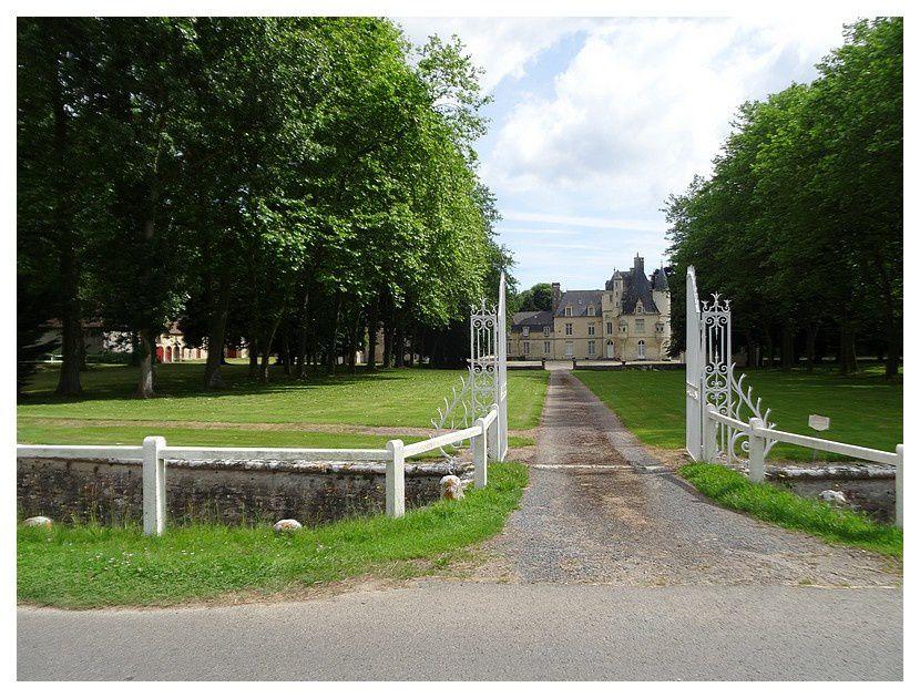 le château : La forteresse de Lion fut remplacée par le château actuel du XVIe siècle. Il est en partie,  Renaissance.