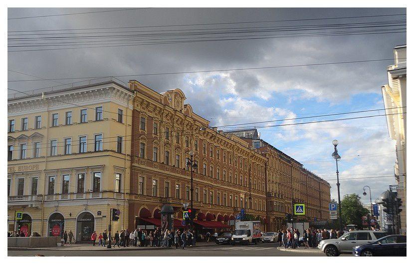 Saint Petersburg (Russie) page 1