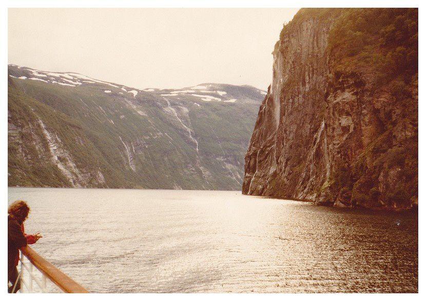 Scandinavie; juillet 1981