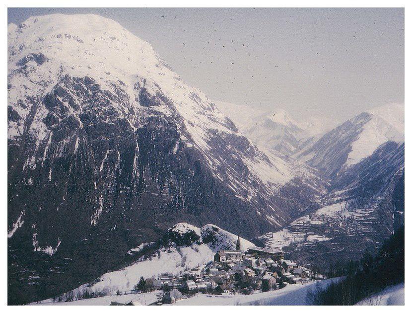 Mont de Lans