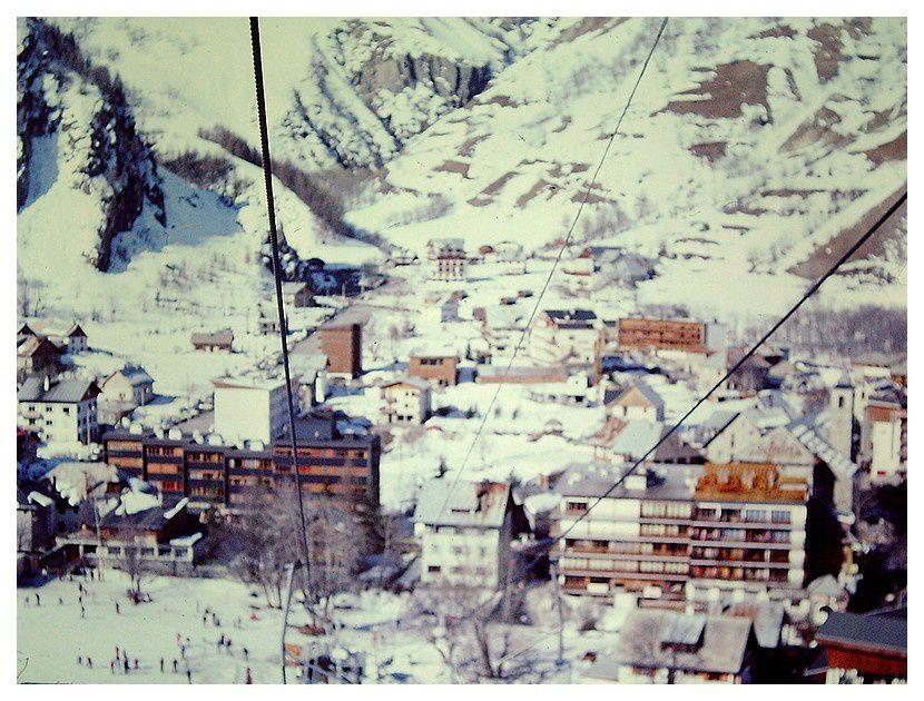 Valloire (73); mars 1978
