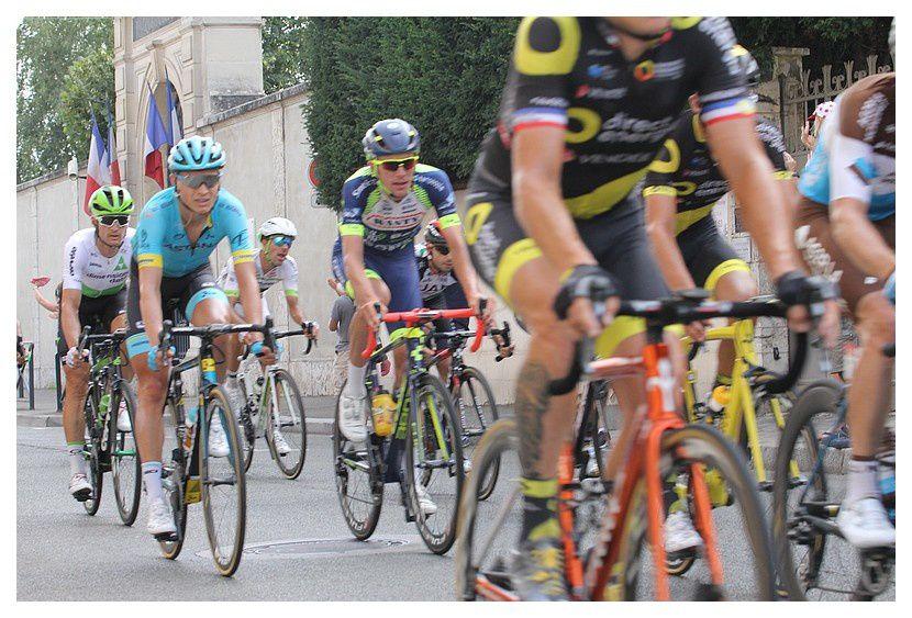 Tour de France; Chartres 13 juillet 2018