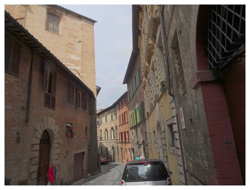 mai 2018; Sienne, Italie