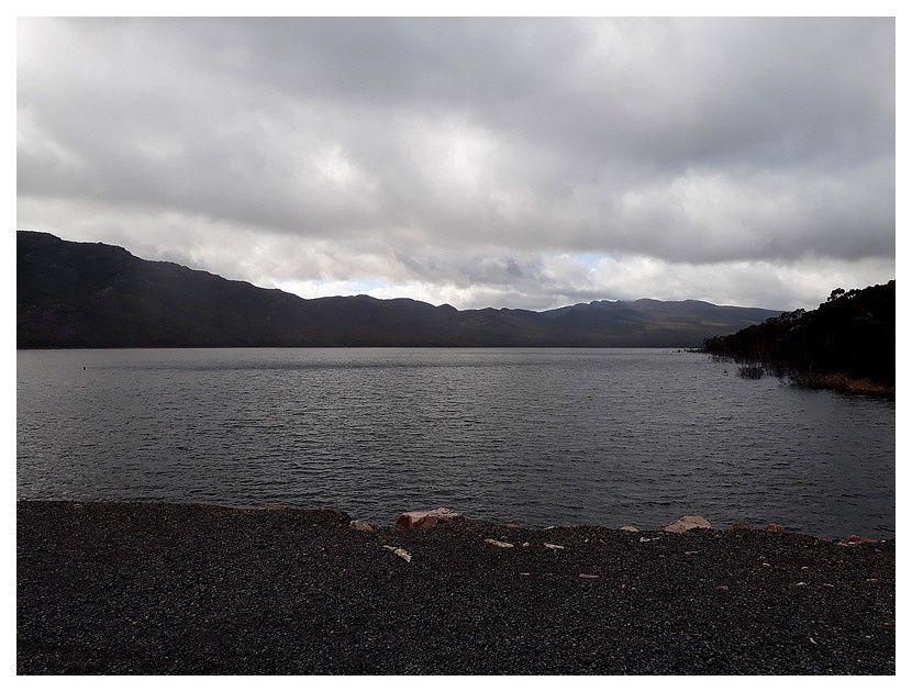 le lac Bellfield, lac de barrage