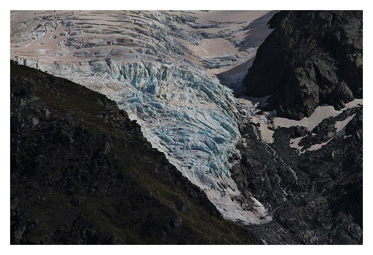 Tuckett Glacier