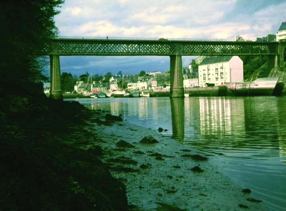 Port-Rhu années 70...