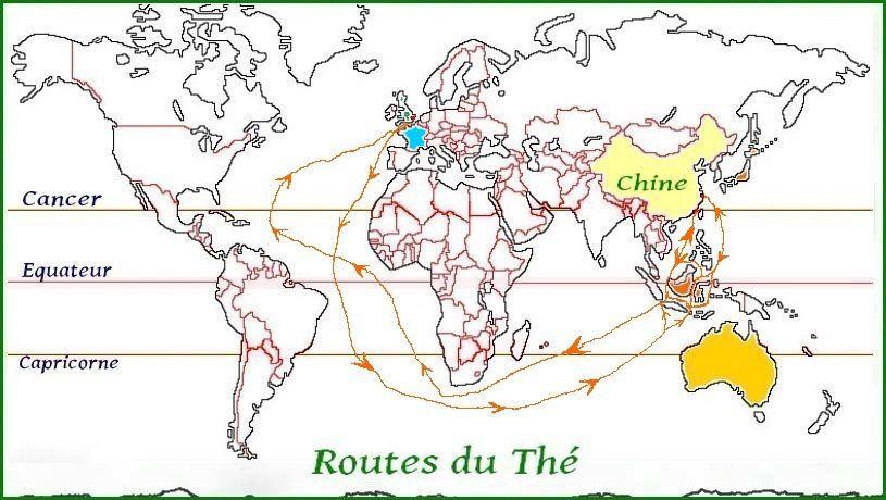 251 - Voilier Cutty Sark, Clipper anglais de 1869, trois-mâts-carré, caractéristiques, routes du thé et du coton, Angleterre, Chine, Mauritius, Australie.