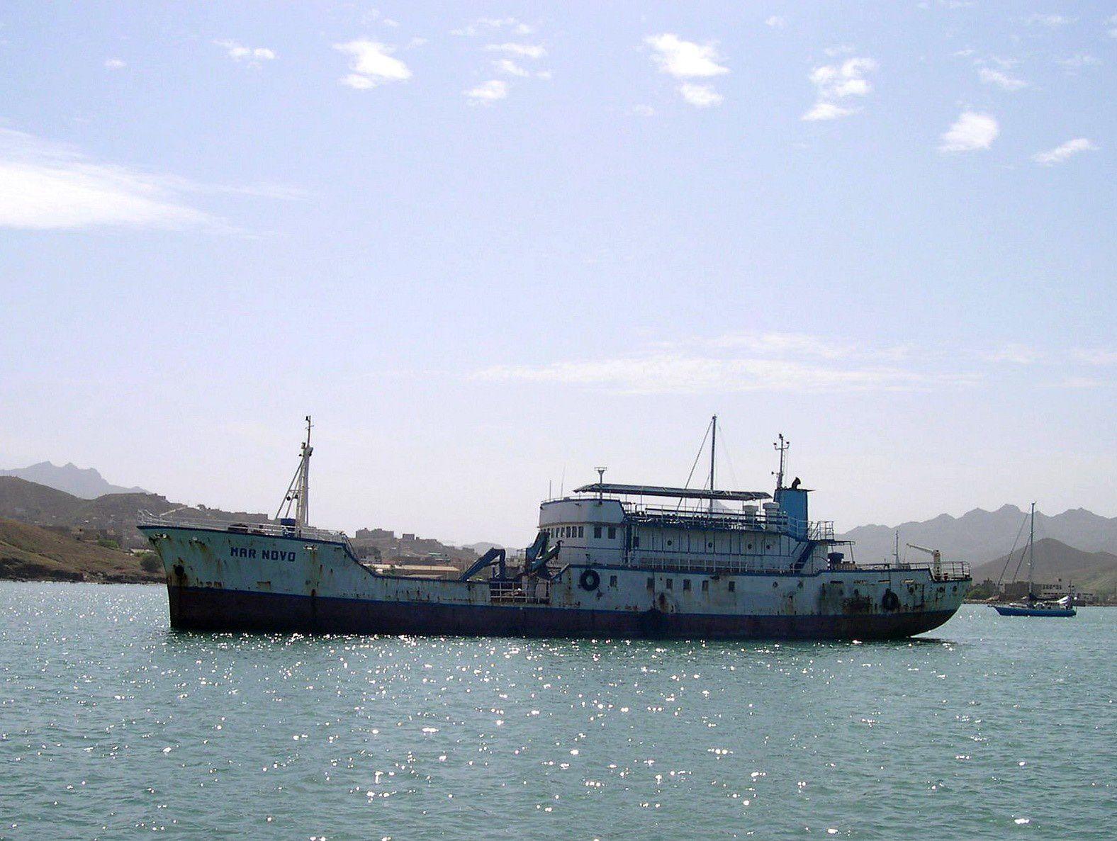 Cargo Mar-Novo novembre 2004