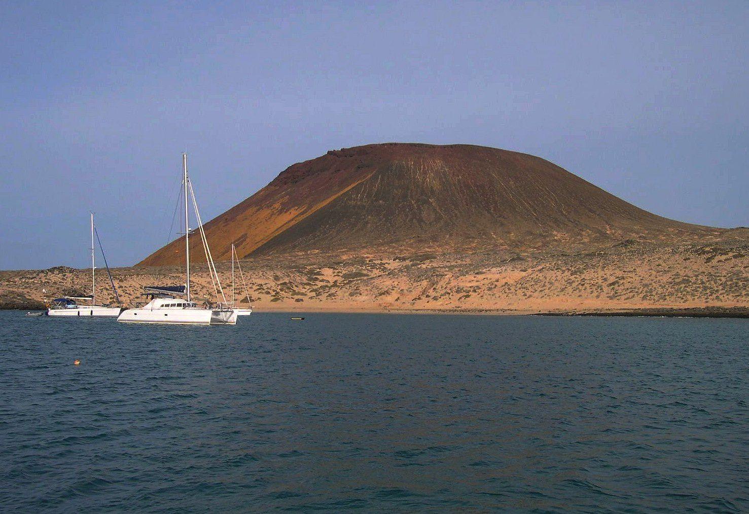 Volcan de la Graciosa