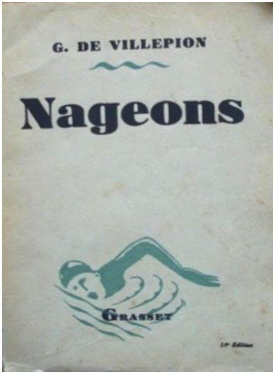 Auteur G.de Villepion chez Grasset 1929