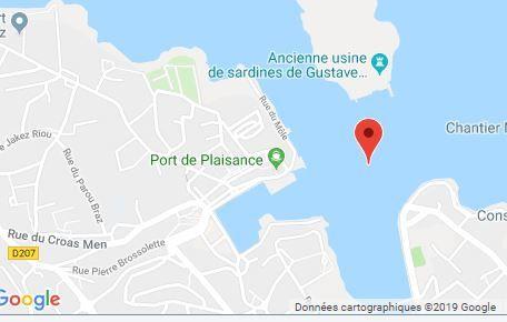 155 -  La Dame à la Sardine de l'îlot Saint-Michel... Couvrez ce sein que je ne saurais voir... photos,