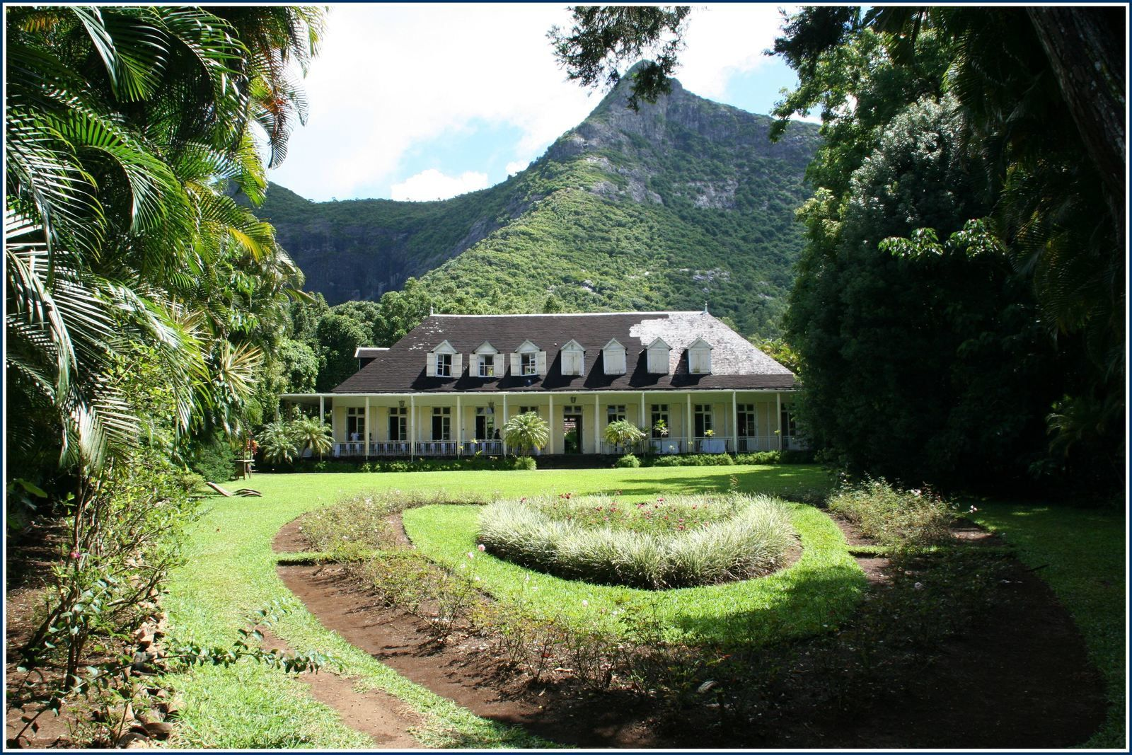 320 - Île Maurice  avril  2019, Belles demeures anciennes de Mauritius, 1/ Demeure Eureka, rivière Moka,  photos © GeoMar