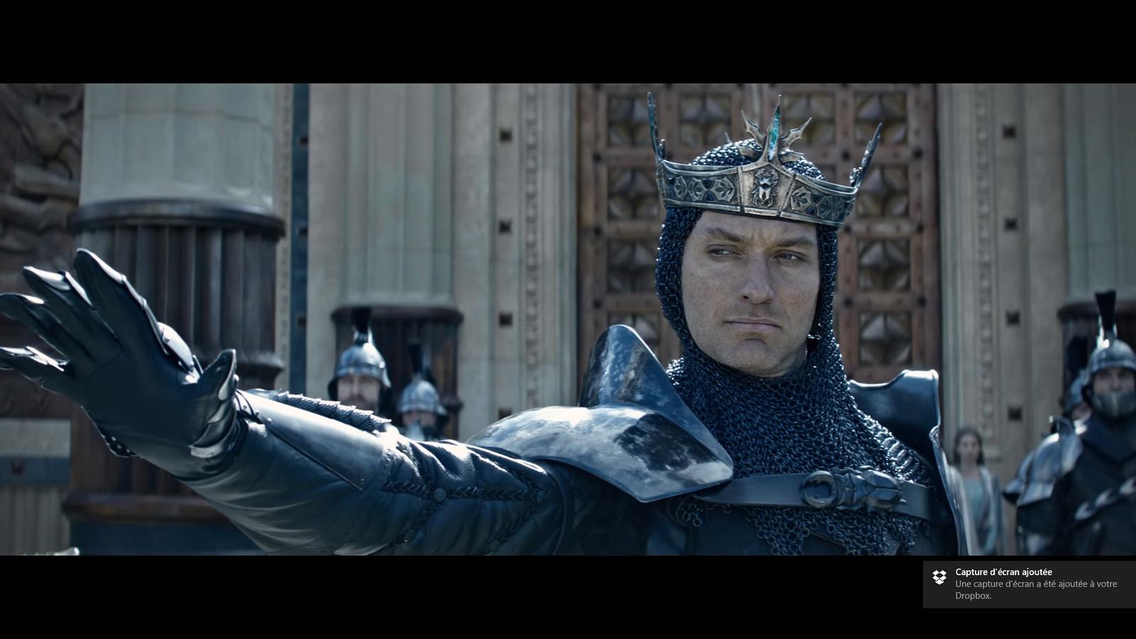 King Arthur de Guy Ritchie - Bande Annonce Officielle