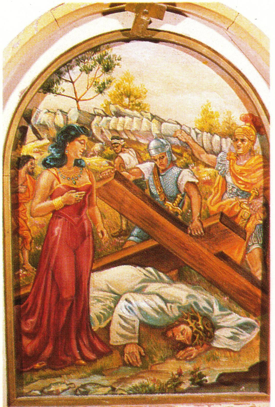 Sur la route à Brocéliande. L'Eglise du Graal de Tréhorenteuc. -4-