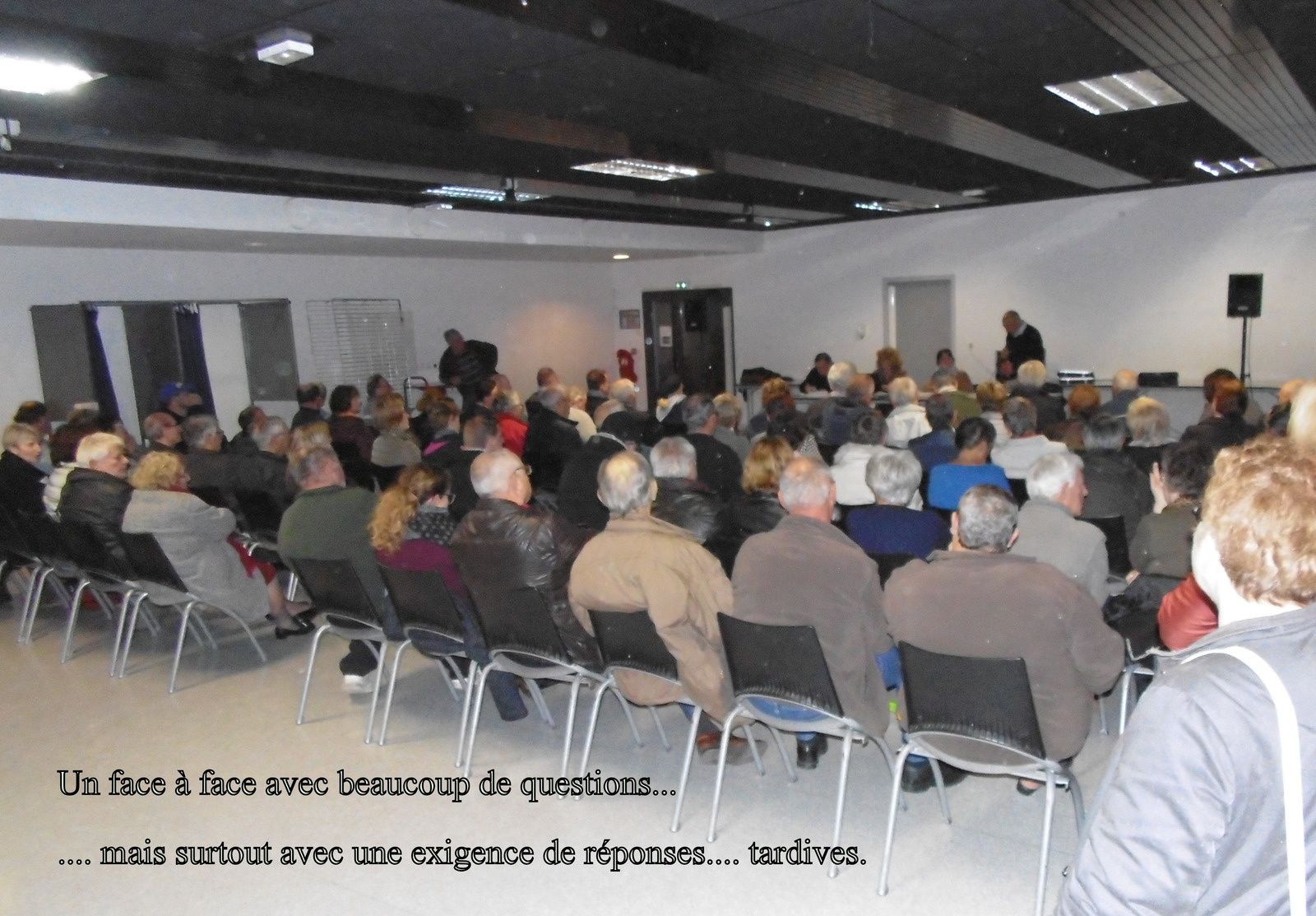 22 - Réunion Comité de quartiers à Saintes