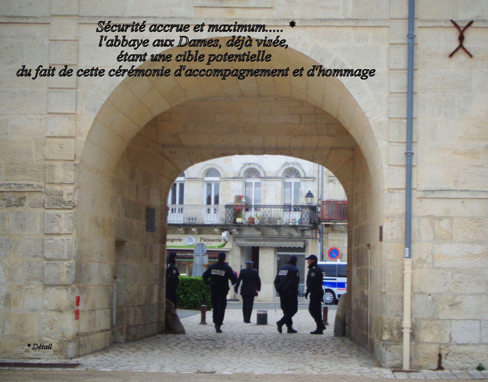 Je n'ai jamais trop parlé avec Philippe Marchand des petits secrets de notre quartier St Pallais, de ses petites impasses..... zoom....