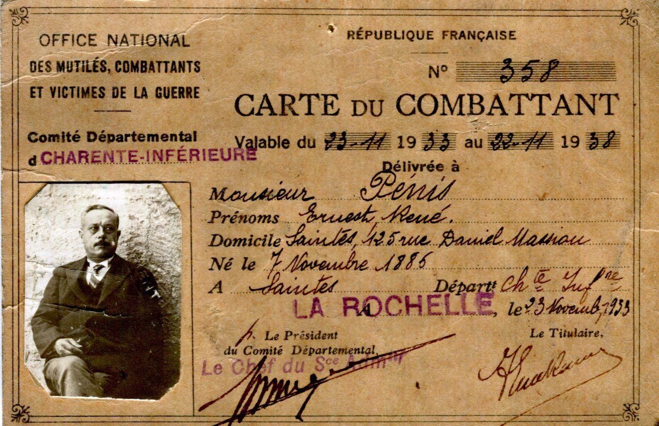 8 - René, Ernest Pénis brancardier Verdun 14/18. Voiville nouveaux occupants. Ste Colombe Visite.