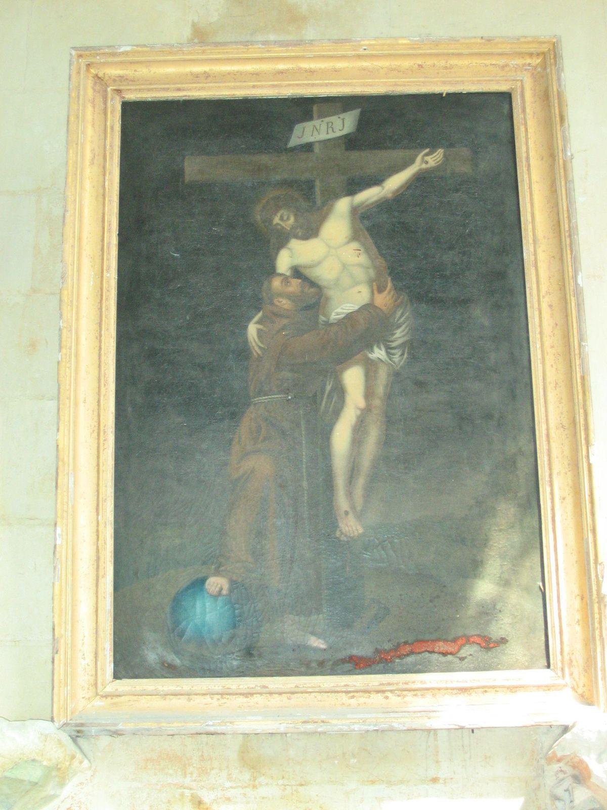 Dans quelques jours des portraits d'évêques qui ont siègé sur le fauteuil épiscopal de Saintes.... jusqu'au dernier, Monseigneur PIerre Louis de La Rochefoucauld, dernier évêque ayant exercé à Saintes, avant d'être massacré aux Carmes à Paris. (pour la petite histoire.... il n'avait pas été trop inquiété jusqu'au jour où il écrit indigné à la Convention nationale... et il venait alors de signer son arrêt de mort.