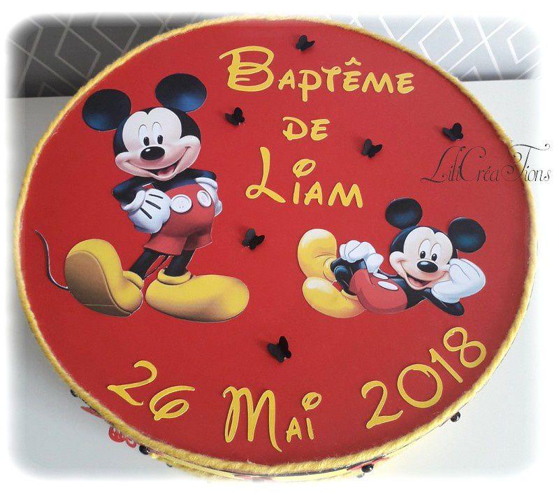 Urne Mickey