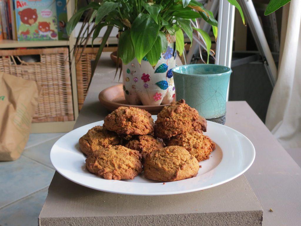Cookies à la mélasse et à la cannelle