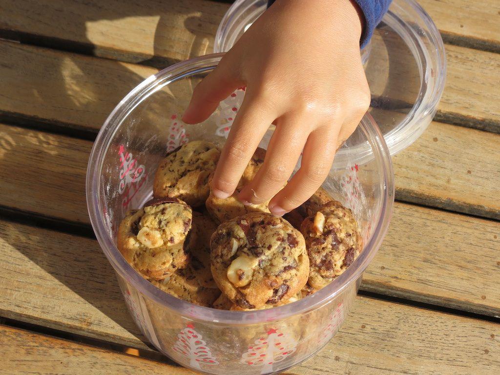 Cookies enfantins