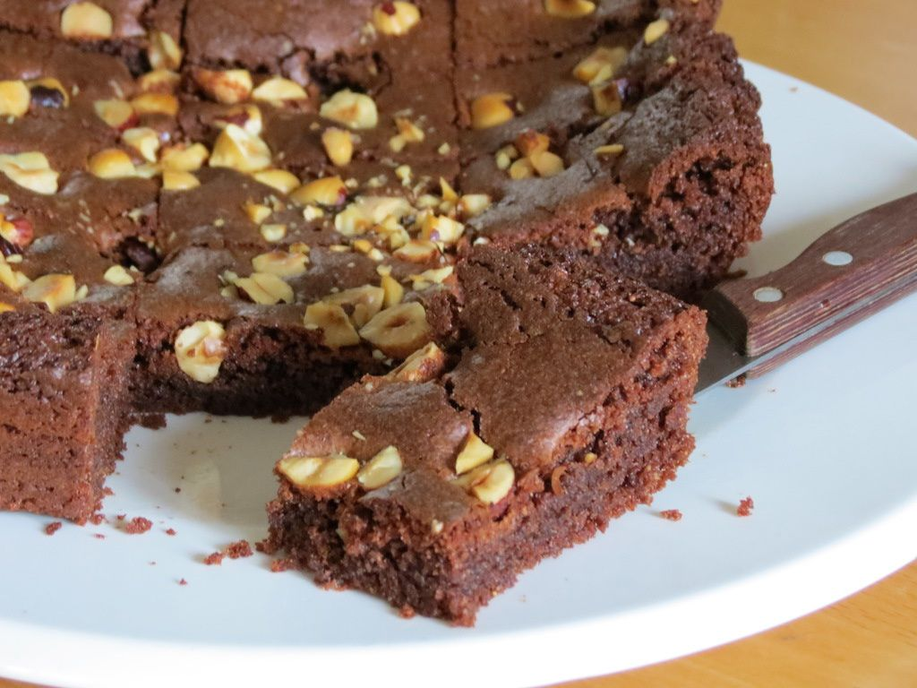 Brownies (sans gluten)