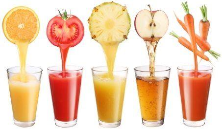 Les jus de fruits et légumes, un concentré de bonne santé !