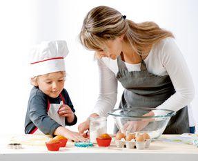 Astuces pour faire participer vos enfants à la cuisine