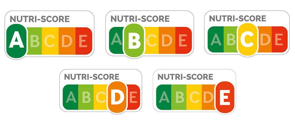 Le tableur Nutri-score