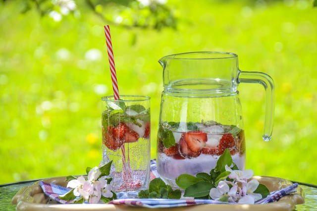 Les calories de votre hydratation