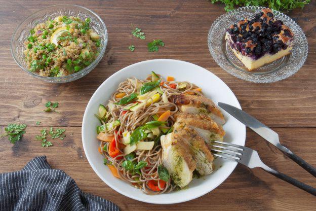 Composez des repas pour toute la famille (partie 2)