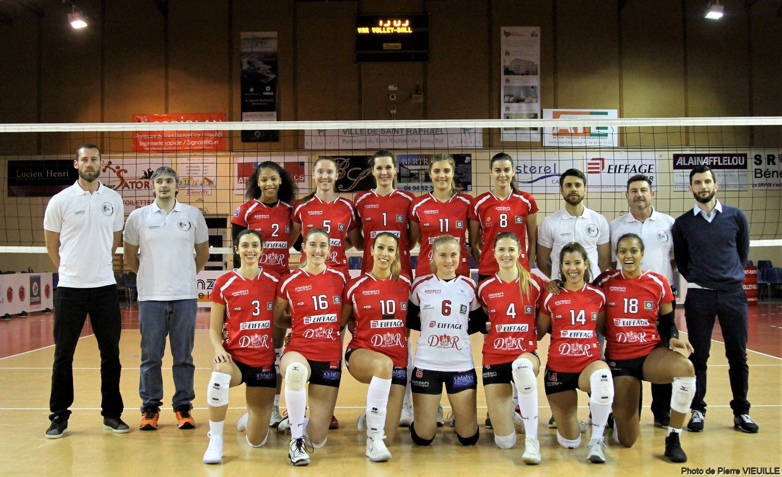 5abeb38627a5e volley LAF championnat 2019 ligue A feminine women photo picture video