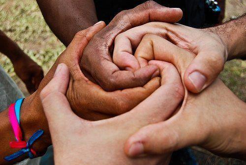 Un sentiment croissant de l'unité de toutes choses