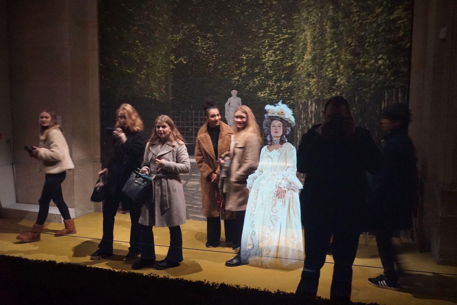Les fantômes de Trianon (An Adventure)