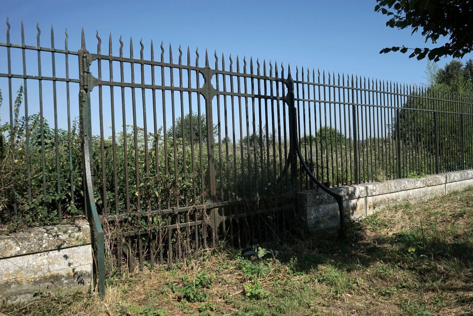 Mur d'Hadrien, muraille de Chine...